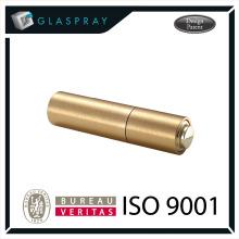 SCALA CNC Twist und Spray 20ml gebürstetes Gold Luxus Duft Verpackung