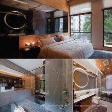 Звездная мебель для спальни для отеля и квартиры (EMT-SKA05)