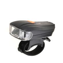 USB recarregável 5 modos frente bicicleta luz
