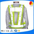 Security guard safety led vest