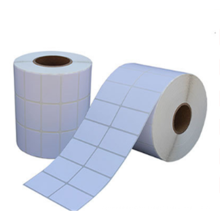 NX045 Chinese and Western medicine bottle label roll paper label manufacturer customized