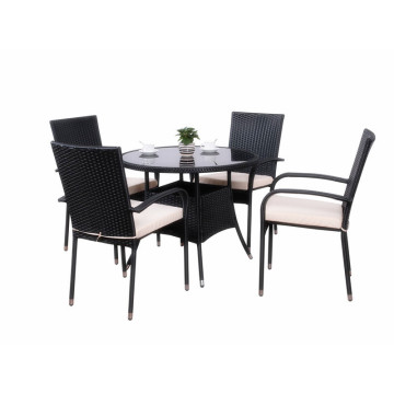 Best Quality for Outdoor Patio Furniture rattan furniture for coffee shop supply to Chad Wholesale