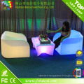 Ensemble de meubles de bar LED