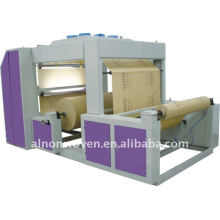Nonwoven bag printing machines