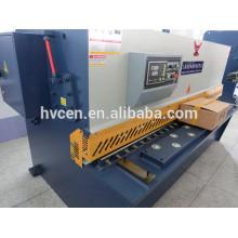 Coupe hydraulique qc11y-25 * 3200 / machine de découpe numérique
