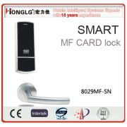 Safe and Sliver Contactless Smart Card Hotel Lock (HD8029)