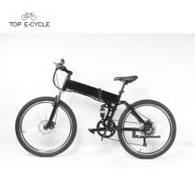 "CE / EN15194 aprobado nuevo verde 26 ""bicicleta eléctrica bicicleta montaña ebike China"