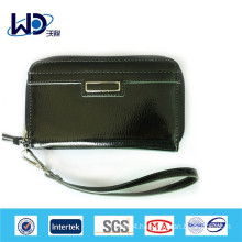 Fancy small modern women's designer PU handbags