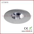 Foco LED pequeño de 1W Silver Ce Certificate para escaparate (LC7261S)