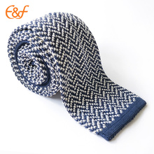 Custom High Quality Men Knitted Silk Tie