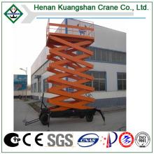 Scissors Hydraulic Lift Worker Table Working Platform
