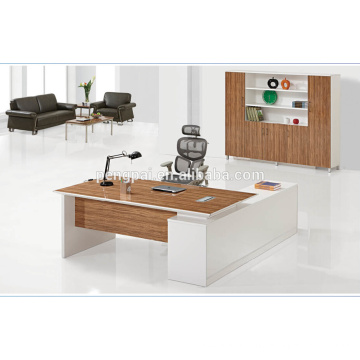 Modern Executive desk office table design/ CEO office desk 03