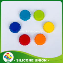 2017 Promotional Silicone Beer Saver Bottle Cap