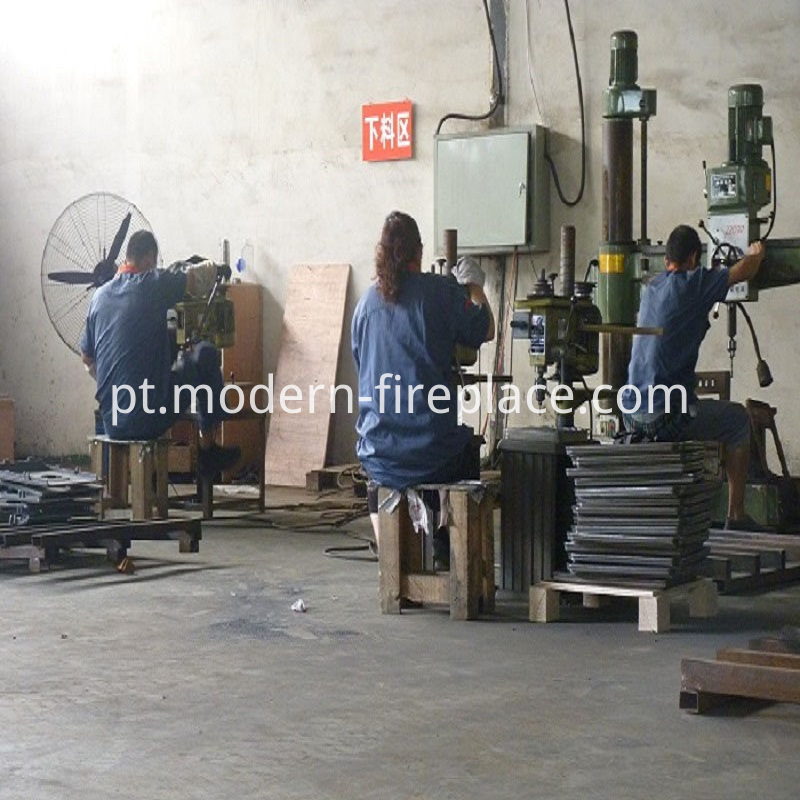 Vent Free Fireplaces Production Workshops
