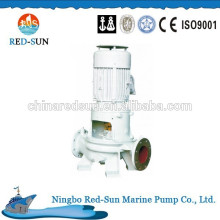Marine sea water cooling pump
