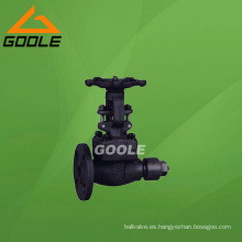 Válvula de ventilación de acero compacta, válvula de drenaje, válvula vacía (GADV11Y)