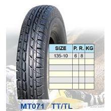 Neumático de la motocicleta 135-10