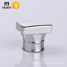 hot sale silver zamac perfume lids