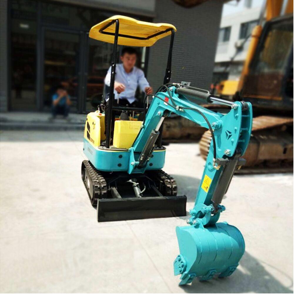 hydraulic mini excavator machines