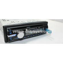 Electronic Volume Display Fold Down Detachable Panel Single Din Car Dvd Player With Fm Radio Cr-3625