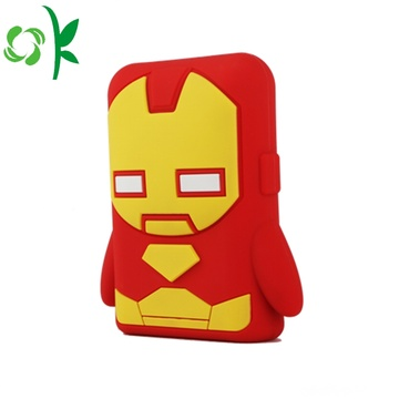 Coque souple Powerbank pour couverture de Powerbank Cool avec Ultraman Mobile