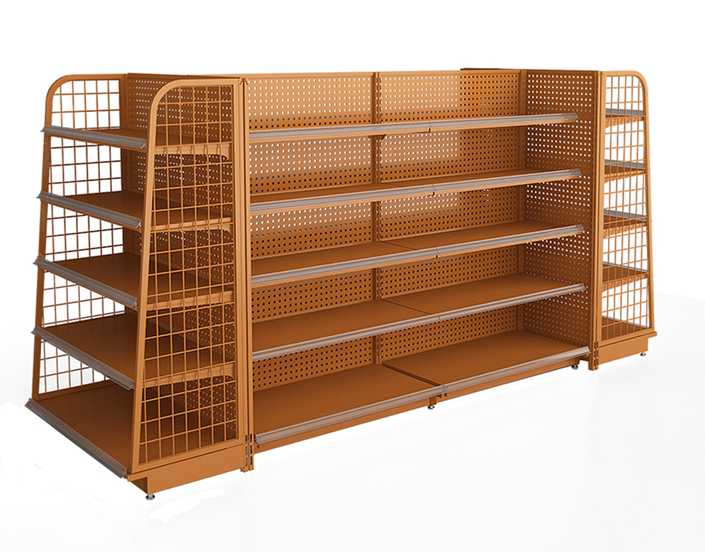 Cheap Supermarket Display Shelves