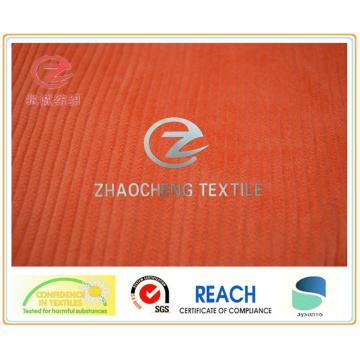 100% хлопок вельветовая ткань для диванов и игрушек (ZCCF059)