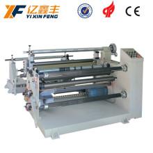 Máquinas automáticas de corte de máquinas de rebobinamento de papel de filme