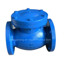 Cast Iron Swing Check Valve Flanged Pn16