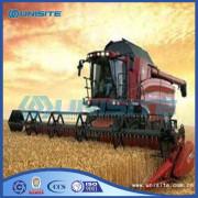 Design de equipamentos agrícolas de aço