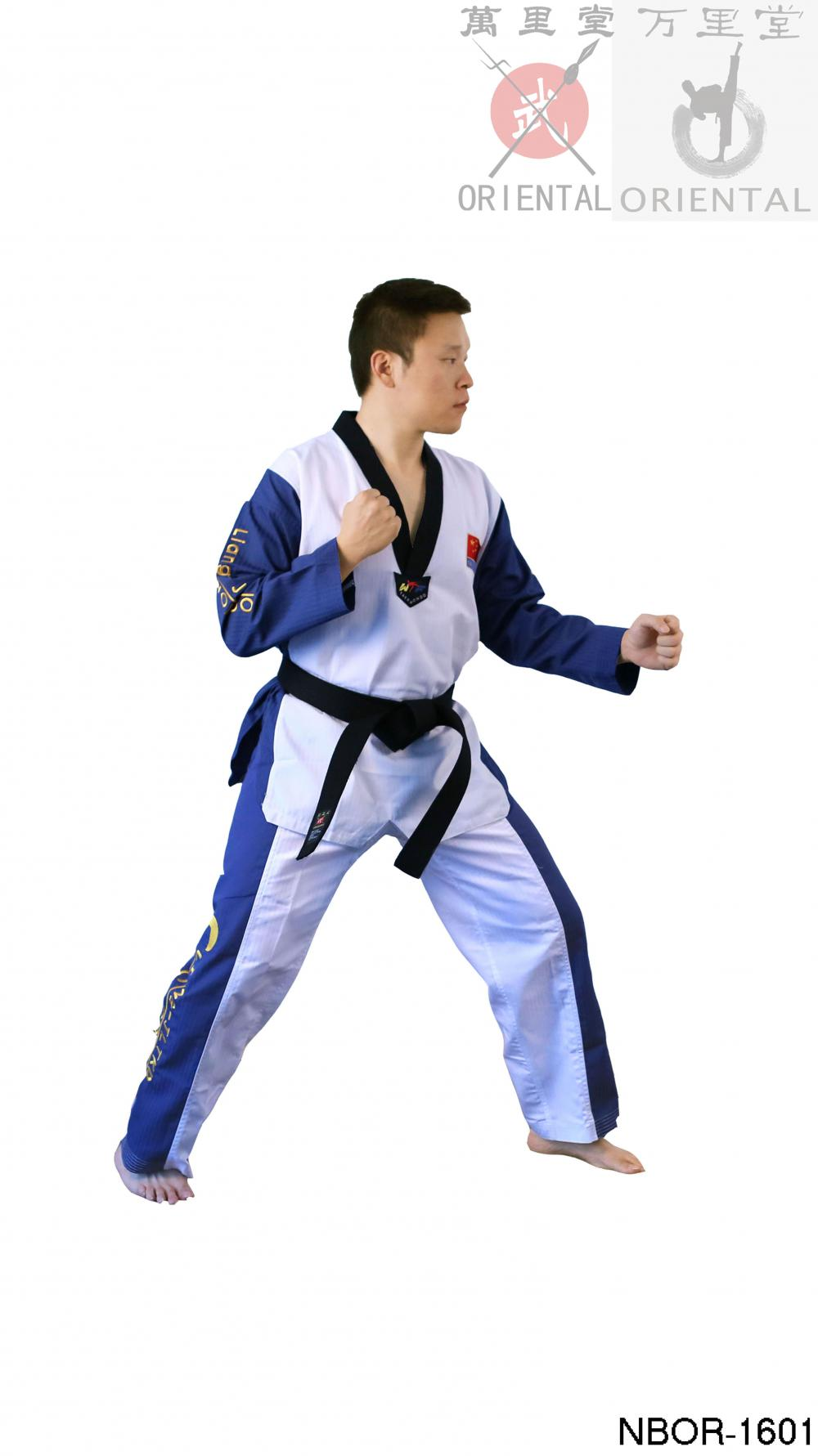 taekwondo performance polycotton uniform