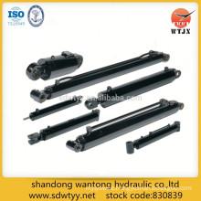 hydraulic twin cylinder lift