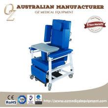 Cadeira de reabilitação cadeira convalescente reclinável casa de repouso