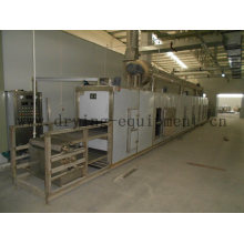 high quality DW Series Single-Layer Mesh Belt Dryer