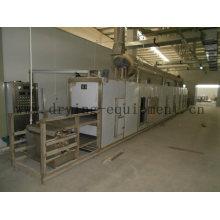 Alta qualidade DW Series Single-Layer Mesh Belt Dryer