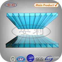 Anli Plastic Polycarbonate PC Hollow Sheet
