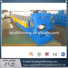 aluminum ridge cap hydraulic machine roof ridge cap roll forming machine