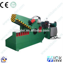 Hydraulic Waste Aluminum Shear Machine With PLC Control