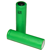 powerful flashlight battery Sony 18650 Battery V3