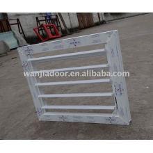 wanjia Upvc Material Lamellenfenster