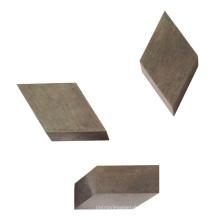 Inserção do carboneto de tungstênio da forma do diamante