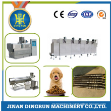 SS poultry dog feed extruder dryer machine
