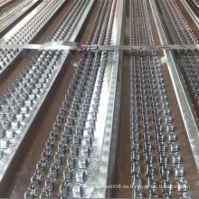 Encofrado de acero acanalado alto para la construcción
