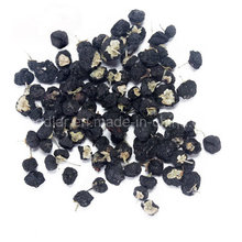 Medlar Zertifizierte organische schwarze Goji-Beere