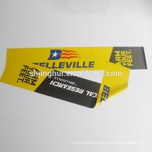 Tela bandera 1000d * 1000d eco solvente pvc flex banner roll para navidad