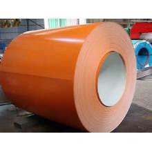 Bobina de aço galvanizado, preço de chapa ondulada, PPGI
