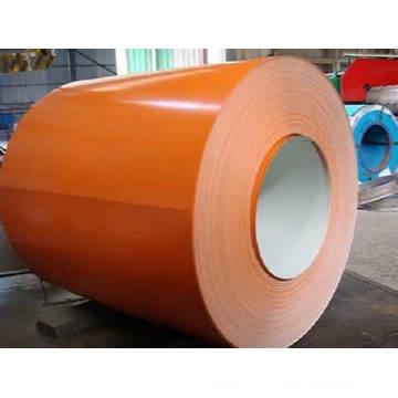 Bobine en acier pré-colorée PPGI