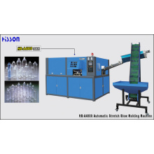 4 Cavity Automatic Pet Bottle Blow Molding Machine Hb-A4000