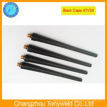 Tig torch parts 41v24 back cap