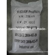 Tech (CAS №: 13472-36-1) Тринатрийфосфат (TSP)